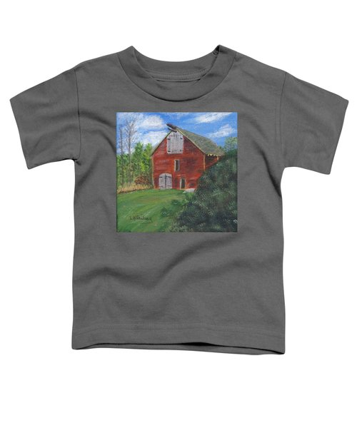 Ruth's Barn Toddler T-Shirt