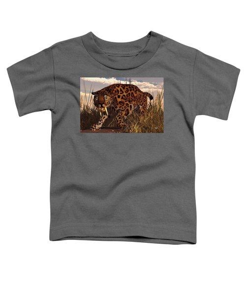 Sabertooth Toddler T-Shirt