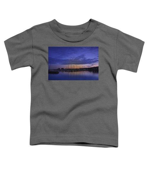 Safe Harbor Bayfield Wisconsin Toddler T-Shirt
