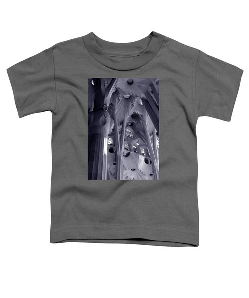 Sagrada Familia Vault Toddler T-Shirt