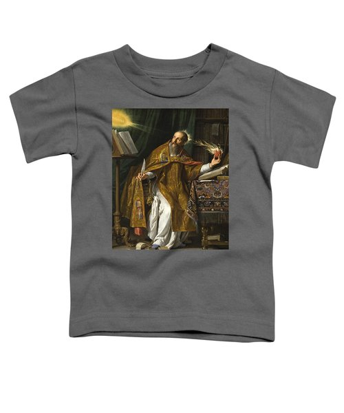 Saint Augustine Toddler T-Shirt