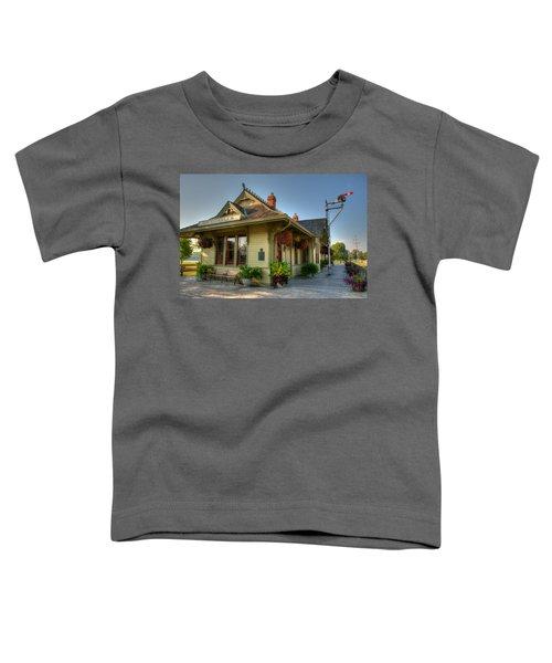 Saint Charles Station Toddler T-Shirt