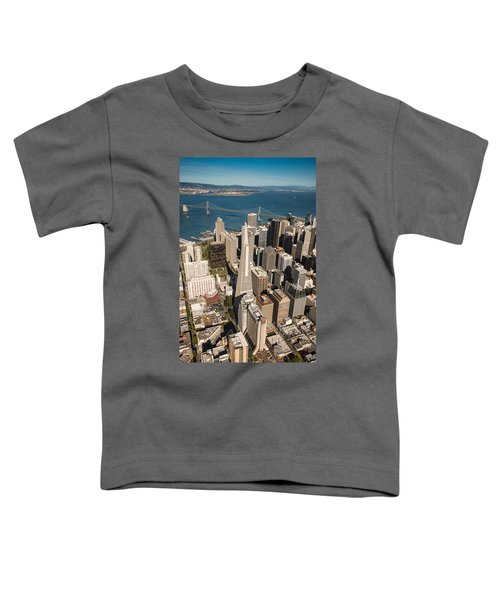 San Francisco Aloft Toddler T-Shirt