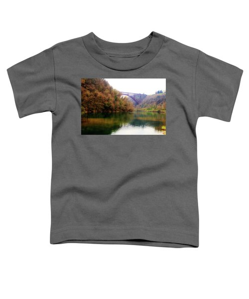 San Michele Bridge N.1 Toddler T-Shirt