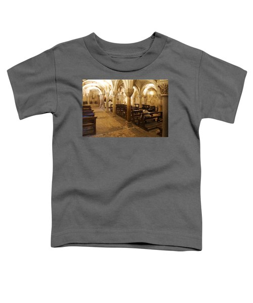 San Michele Chapel Toddler T-Shirt