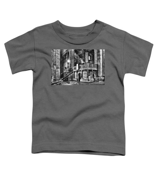 San Michele Toward The Altar Toddler T-Shirt