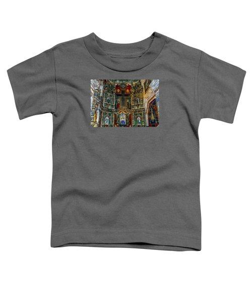 San Xavier Mission Toddler T-Shirt