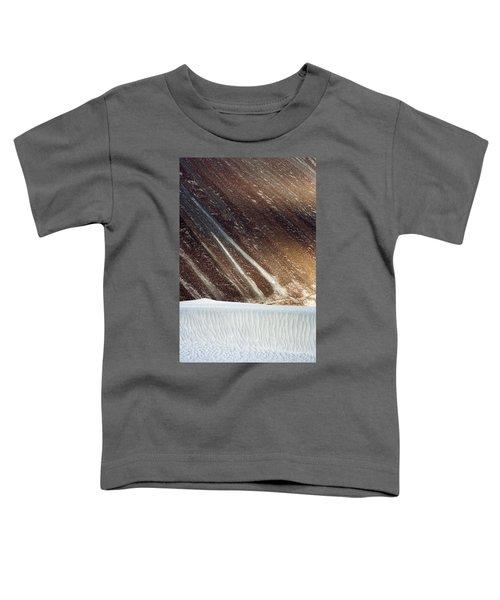 Sand Abstract, Hunder, 2006 Toddler T-Shirt