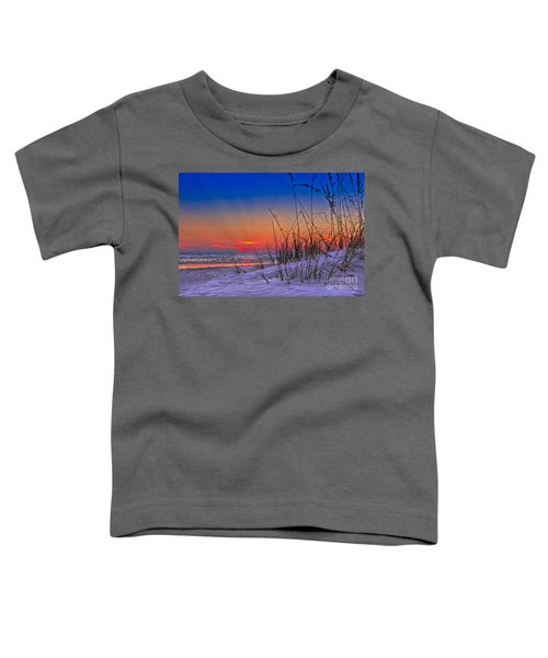 Sand And Sea Toddler T-Shirt
