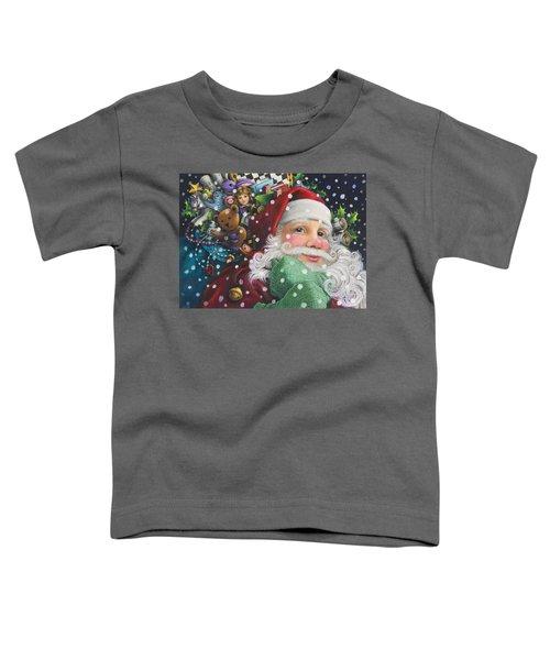Santa's Toys Toddler T-Shirt