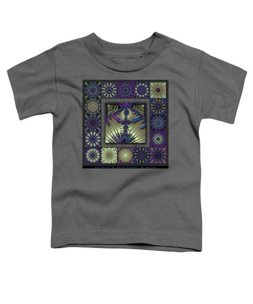 Sapphire Wind Redux  Toddler T-Shirt