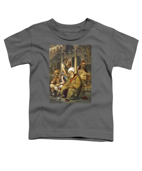 Scene In A Cafe, 1865 Toddler T-Shirt