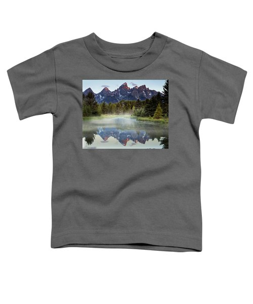 Schwabacher Landing Toddler T-Shirt