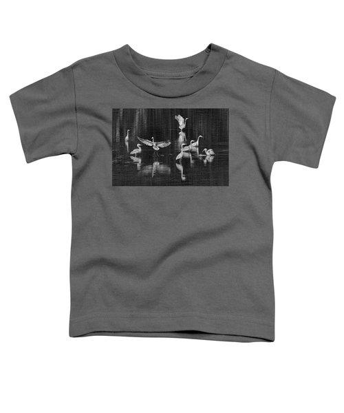 Seabeck Herons Toddler T-Shirt
