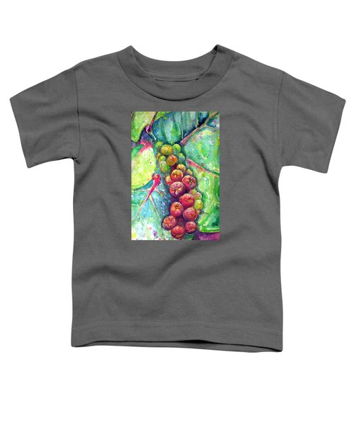 Seagrapes Toddler T-Shirt