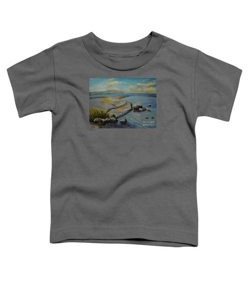 Seascape From Hamina 1 Toddler T-Shirt