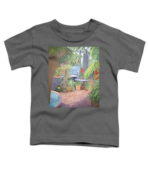 Secret Garden Toddler T-Shirt
