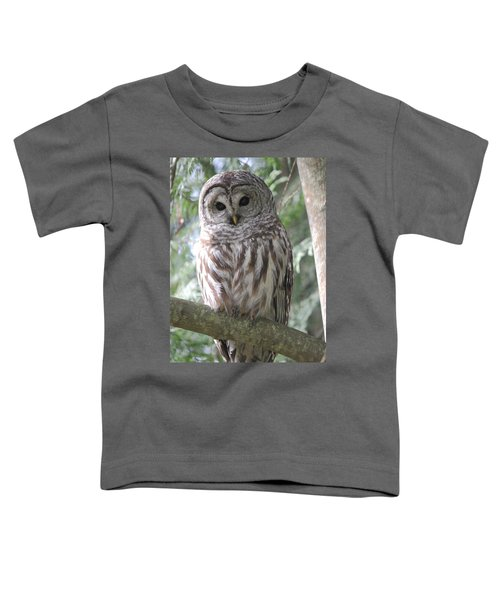 Security Cam Toddler T-Shirt