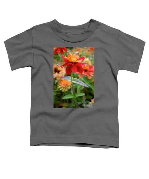Serenity In Red Toddler T-Shirt