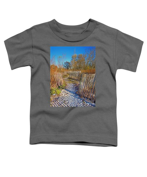 Serenity Trail.... Toddler T-Shirt