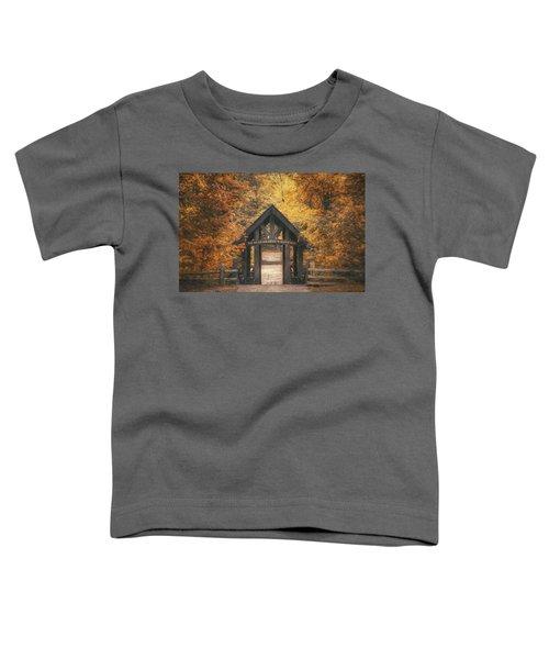 Seven Bridges Trail Head Toddler T-Shirt