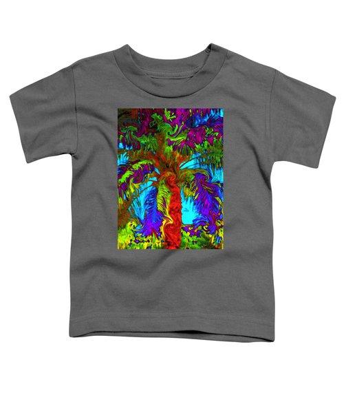 Shade Trees On Venus Toddler T-Shirt