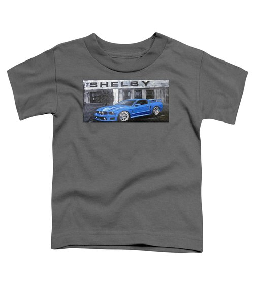 Shelby Mustang Toddler T-Shirt