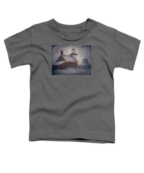 Sherwood Point Light Toddler T-Shirt