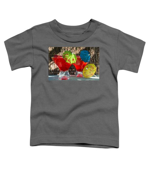 Shirley Temple Cocktail Toddler T-Shirt