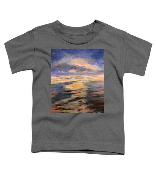Shoreline Sunrise 11-9-14 Toddler T-Shirt