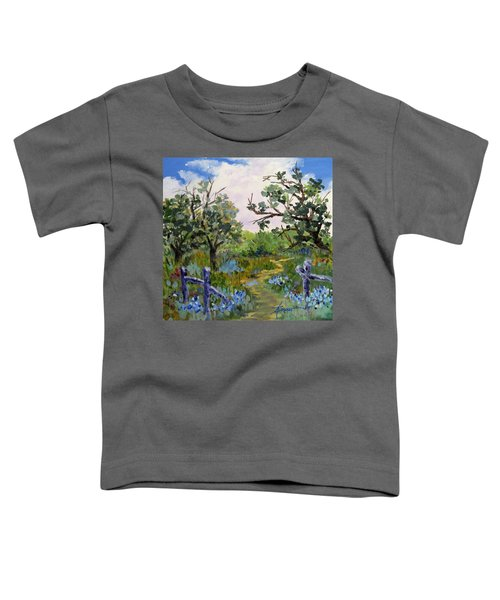 Shortcut Toddler T-Shirt