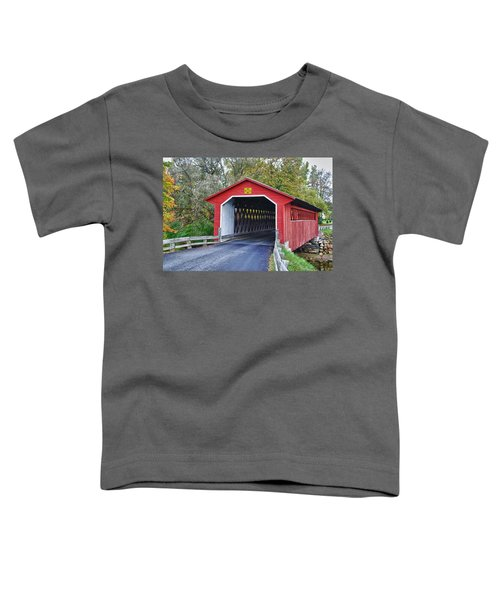Silk Bridge 8258 Toddler T-Shirt