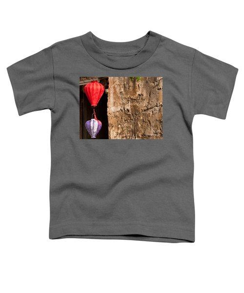 Silk Lanterns 04 Toddler T-Shirt