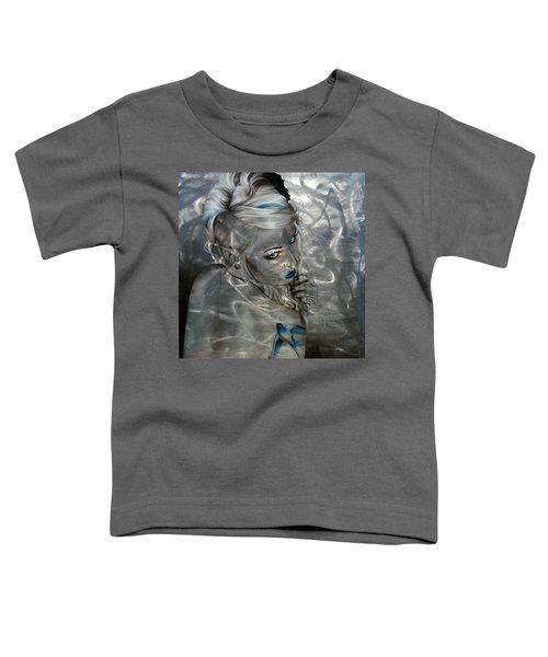 Silver Flight Toddler T-Shirt