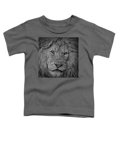 Silver Lion Toddler T-Shirt