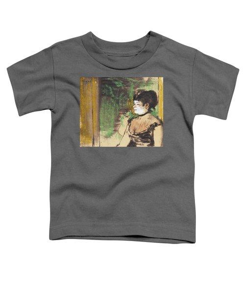 Singer In A Cafe Concert Toddler T-Shirt