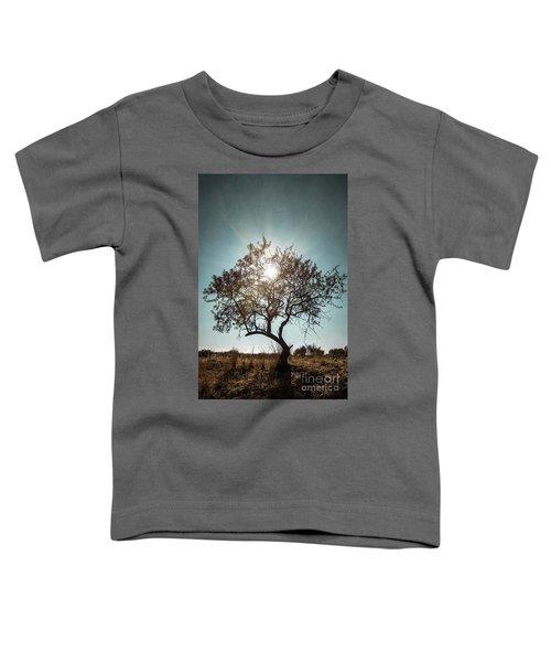 Single Tree Toddler T-Shirt