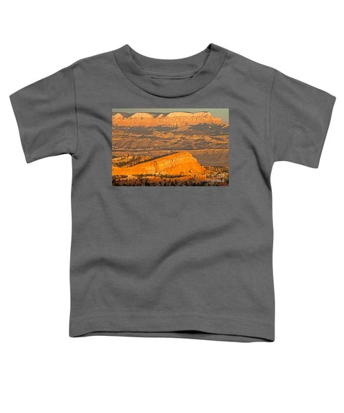 Sinking Ship Sunset Point Bryce Canyon National Park Toddler T-Shirt