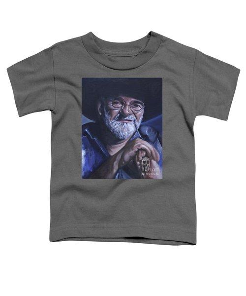 Sir Terry Pratchett Toddler T-Shirt