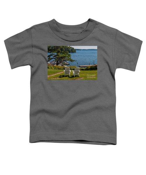 Sitting Pretty Toddler T-Shirt