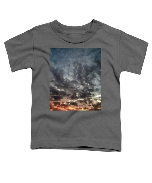 Sky Moods - Spectrum Toddler T-Shirt