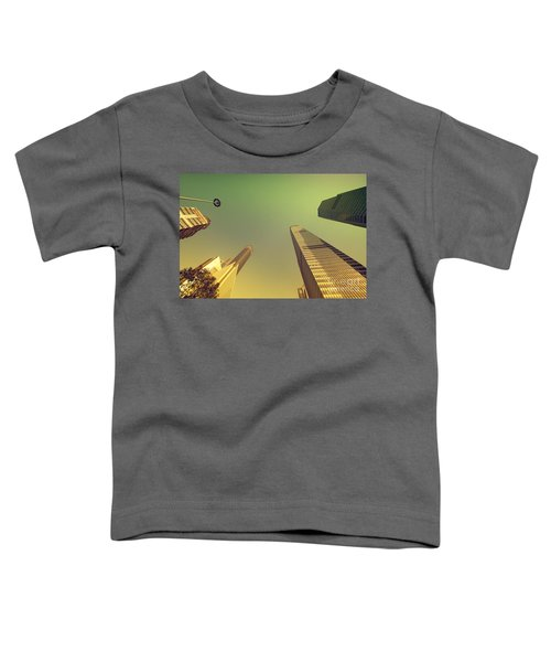Skyscraper Toddler T-Shirt