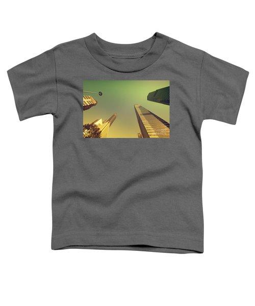 Skyscraper Toddler T-Shirt