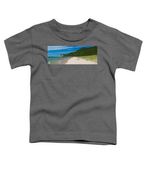 Sleeping Bear Dunes National Lakeshore Toddler T-Shirt