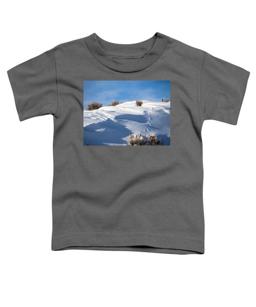 Snowdrifts Toddler T-Shirt