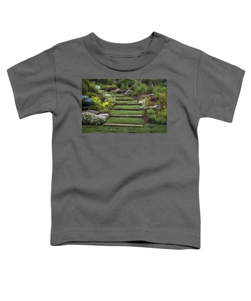 Soft Stairs Toddler T-Shirt