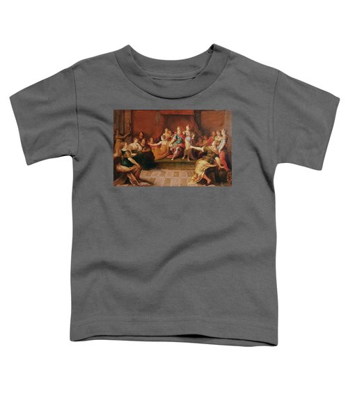 Solomon And His Women  Toddler T-Shirt