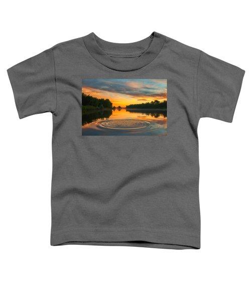Solstice Ripples Toddler T-Shirt