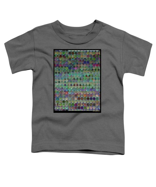 Soon The Dark Cloud Will Be Gone And Life Will Be Glass Ornaments Toddler T-Shirt