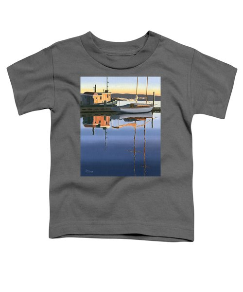 South Harbour Reflections Toddler T-Shirt